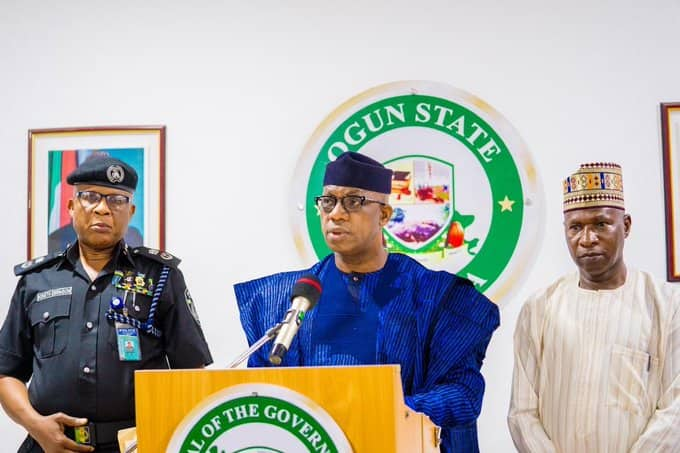 Ogun state govt says results of secondary school student will now be made public