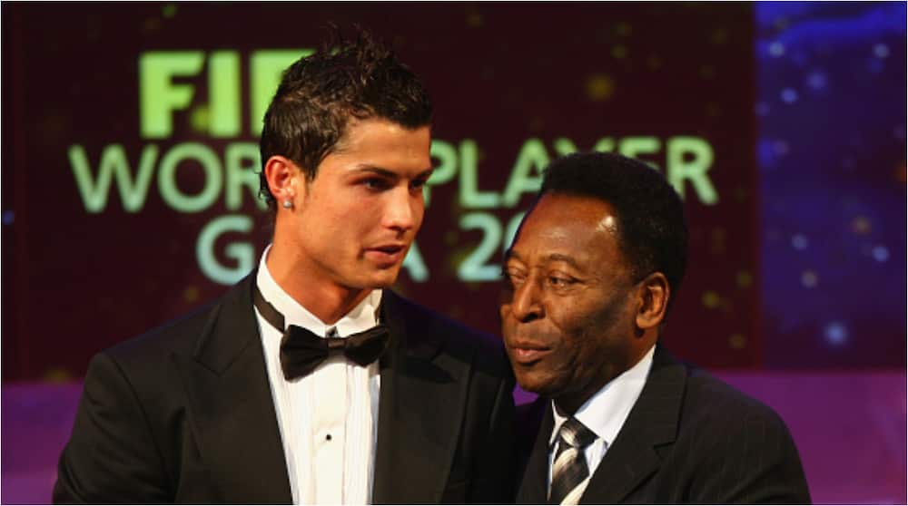 Pele, Van Nistelrooy, Mbappe among 5 superstars who picked Cristiano Ronaldo over Lionel Messi