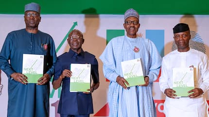 Service chiefs did not attend Buhari Next Level campaign launch - Presidency