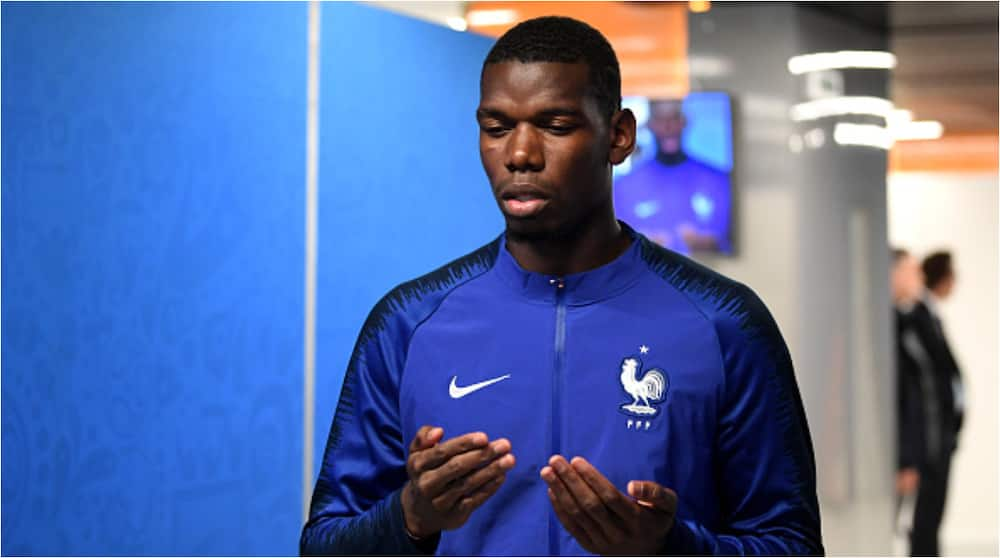 Paul Pogba reportedly quits international team over President Macron's comments on Islamist terrorism