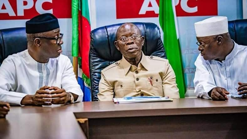 APC may suffer Zamfara's experience in Bayelsa if Oshiomhole still remains chairman - PGF's DG ▷ Nigeria news - Latest News in Nigeria & Breaking Naija News 24/7 | LEGIT.NG