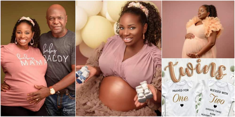 Nigerian woman gives birth to twins after 16 years of waiting