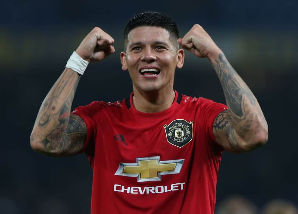 Marcos Rojo set for second chance at Man United after he impressed Solskjaer in training