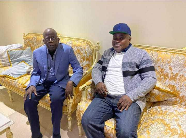 Obasa says Tinubu is hale and hearty in London