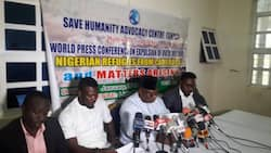 Rights group blames Borno government over plight of 100,000 Nigerian refugees from Cameroon