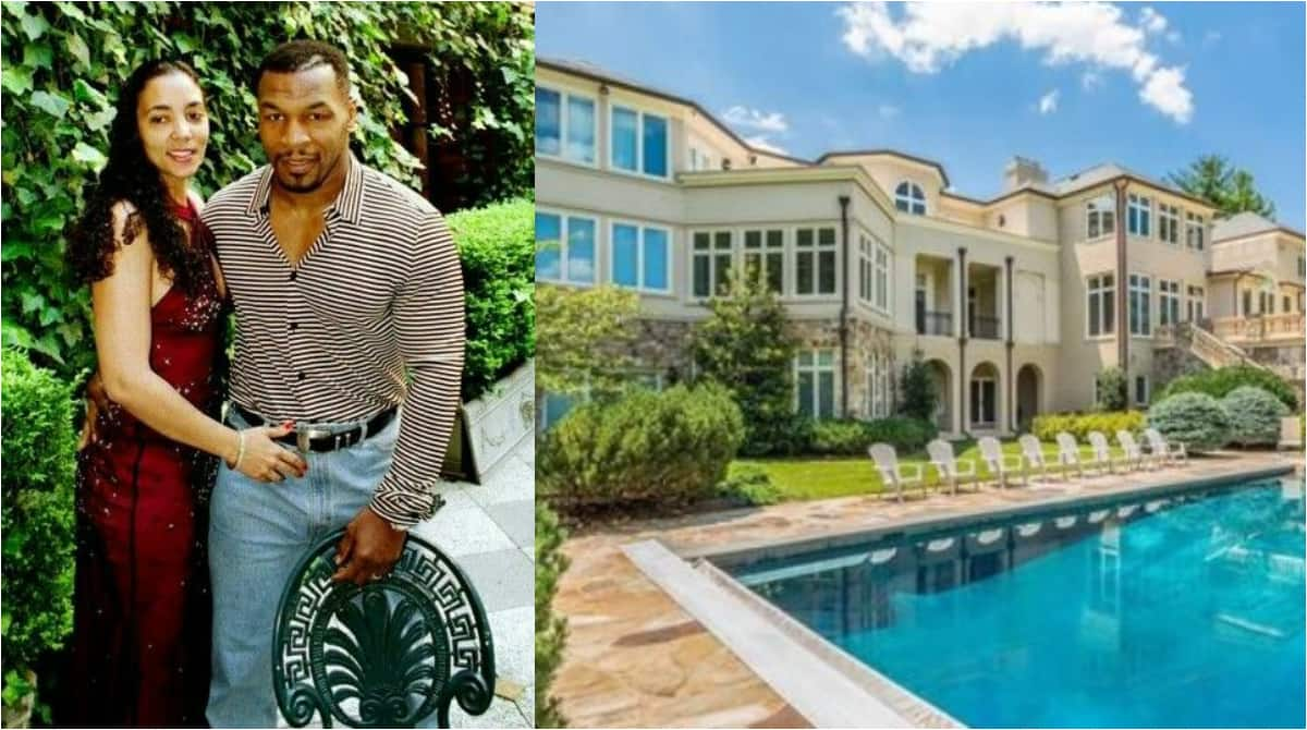 Mike Tyson's ex-wife Monica Turner is selling their former mansion for £7m