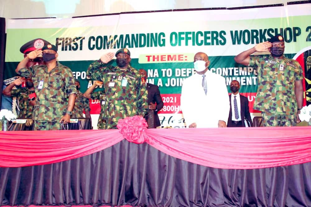 Nigerian Army Vows to Deal With Threats Facing The Nation