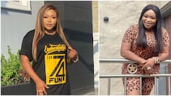 Nollywood actress Ruth Kadiri clocks new age in style, releases stunning pictures