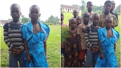 Check out photos of children who were abandoned by their families in Akwa Ibom