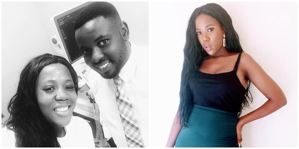 Some of us just get luck: Man says as he shares his wife stunning look when she was 7 months pregnant