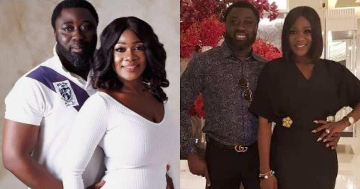 Mercy Johnson shares romantic photos, videos to celebrate hubby on his birthday