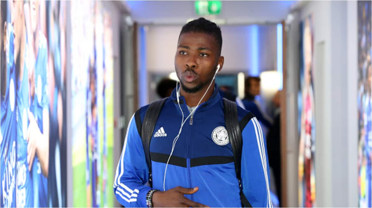 Kelechi Iheanacho goes 1 year without a goal for Leicester City