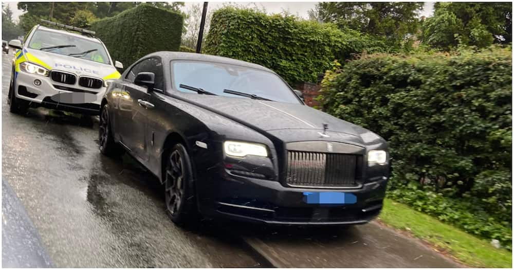 Pogba Finally Gets Back His Stunning KSh 45 Million Rolls Royce After Ride Spending Months in Police Custody