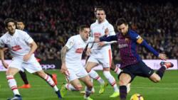 Lionel Messi scores 400th La Liga goal as Barcelona thrash Eibar 3-0 at Camp Nou