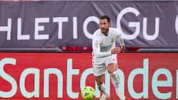 Tension at the Bernabeu as Real Madrid set to offload 10 players including Eden Hazard