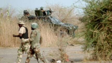 Da dumi-dumi: Harin Boko Haram a sansanin soji ya hallaka jami'an soji 3, wasu da dama sun bata