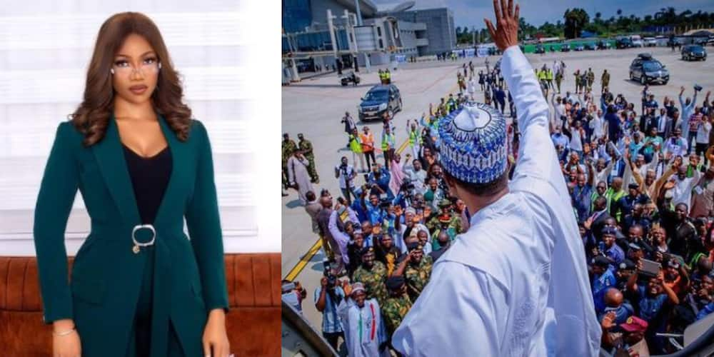 2023 Election: If God Did Not Say Anything to You, Don't Involve Him: Tacha Sternly Warns to Religious Leaders