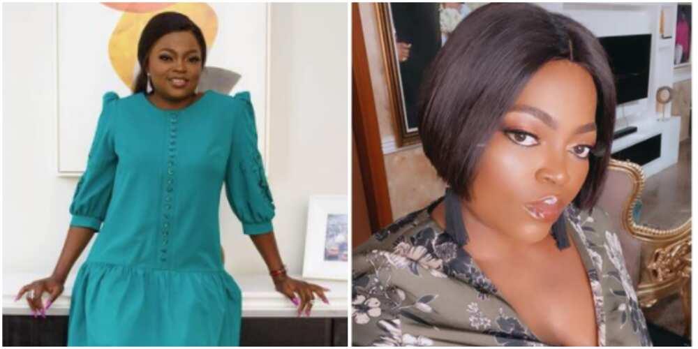 Actress Funke Akindele hits 12M followers on Instagram