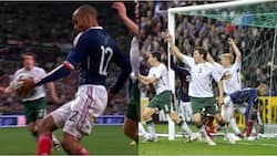 Arsenal hero Thierry Henry hired bodyguard to protect daughter after receiving death threats for Ireland handball goal