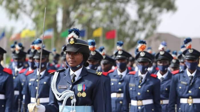 NAF: List of successful candidates for military training course, requirements released