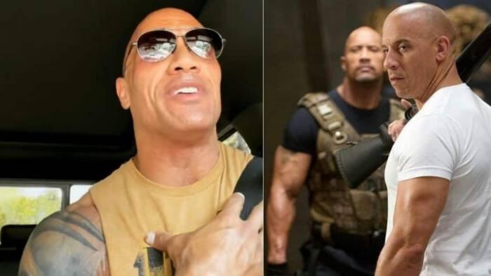 Dwayne Johnson vs Vin Diesel: The Rock responds to co star's Fast Five comments