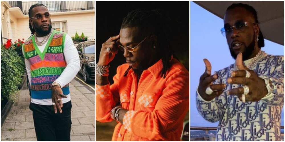 African giant: Ye, Killin Dem, Gbona and other top songs of Grammy award winning artiste Burna Boy