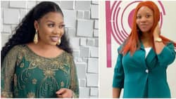 Her husband called a soldier to beat me up: Nanny accuses Wunmi Toriola of brutalising her, actress reacts