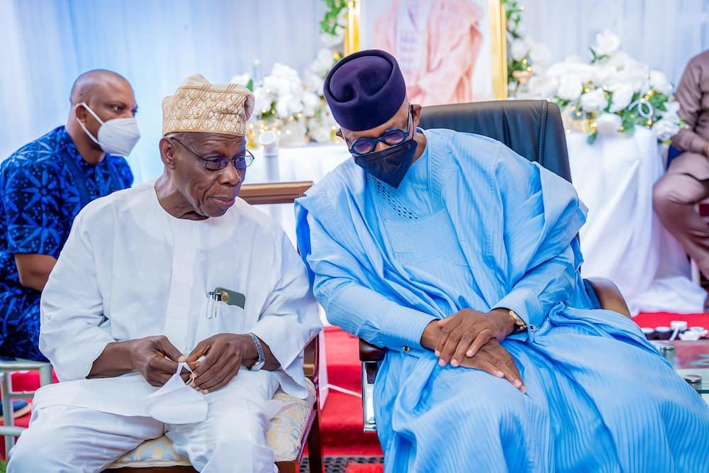 Why Nigeria cannot afford to lose ex-president Obasanjo, Ogun state governor reveals