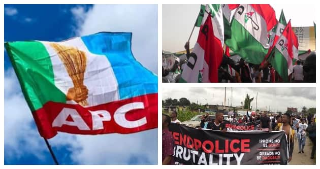 EndSARS: APC, PDP accuse each other of sponsoring protests