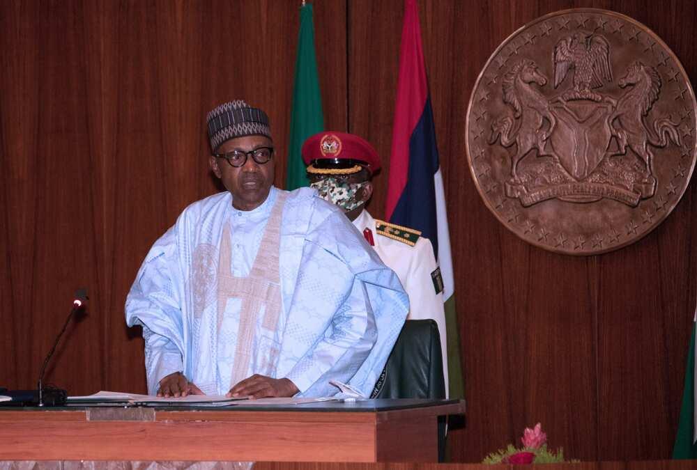 Buhari warns Nigerians against ethnic, religious prejudices