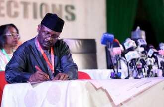 INEC boss