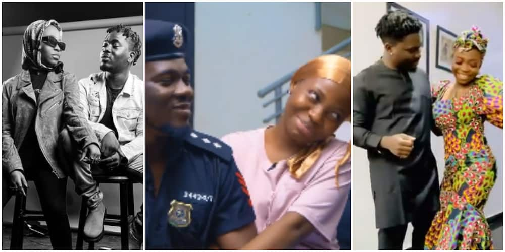 Couple Goals: 7 Times Comedian Taaooma and Fiancé Made Fans Want to Fall in Love