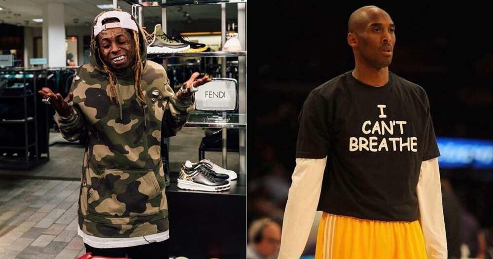 Lil Wayne honours late basketball star Kobe Bryant at BET Awards 2020