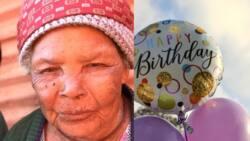 Massive praises as woman marks 111-year-old birthday, celebrates long life