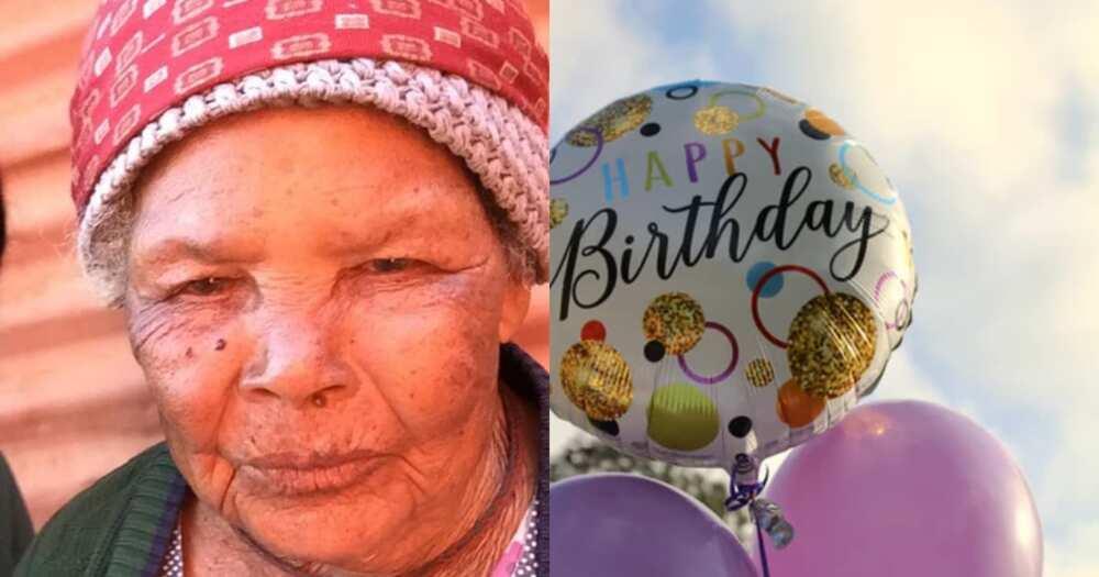 Happy Birthday Gogo: Mzansi celebrates as woman turns 111-years-old