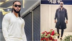 Nigerians hail Flavour as singer says there is always a tired man behind every satisfied woman