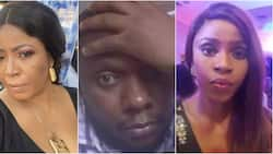Photos of couple who reportedly assaulted actress Chioma Toplis as they face trial