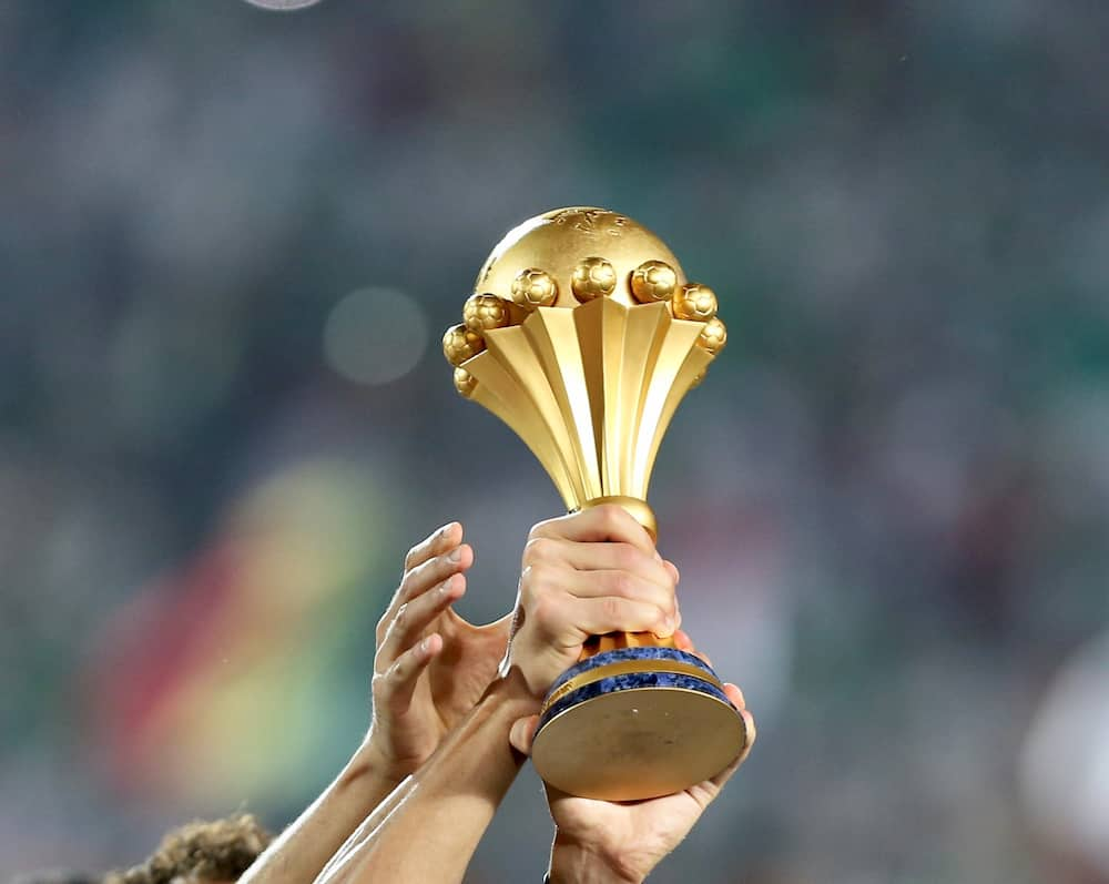 African Cup of Nations title.