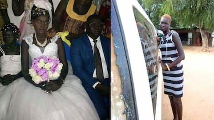 Viral 17-year-old South Sudanese most expensive bride finally gets married