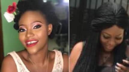 I don't deserve this - Lady says after best friend ridicules her facebeat (photos)