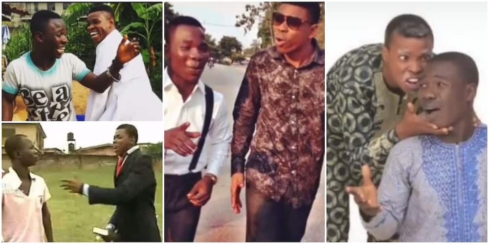I'll forever be grateful: Dele Omowoli celebrates Woli Agba's birthday with sweet words and throwback photos