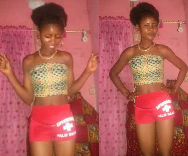 Slim lady blasts men who cannot wash their girlfriend's underwear during her period (photo)