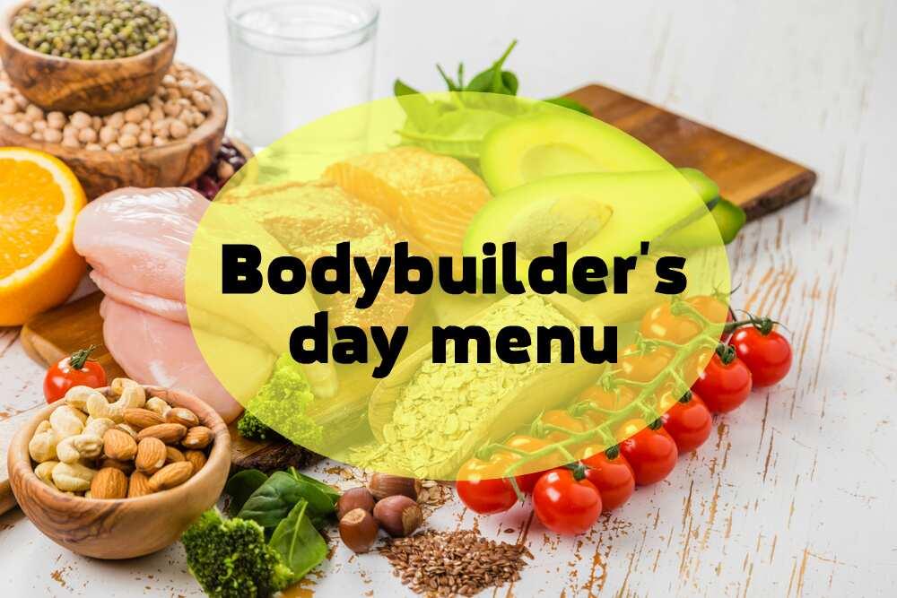 Bodybuilding food list for beginners ▷ Legit.ng