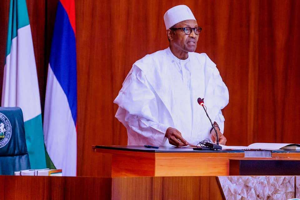 Buhari signs bilateral air service agreements with the US, India, two others