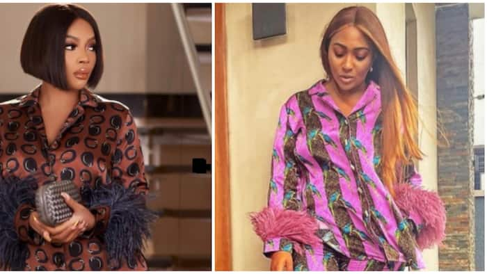 Pyjama outfits: Lilian Esoro, Toke Makinwa jump on fashion trend in 6 photos