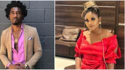 What I did with Tega was just a show and I am going back to my girlfriend: BBNaija's Boma reveals