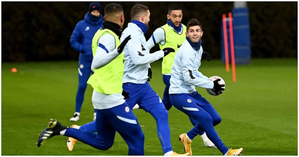 Boost for Tuchel as key Chelsea star resumes training ahead of crucial FA Cup clash