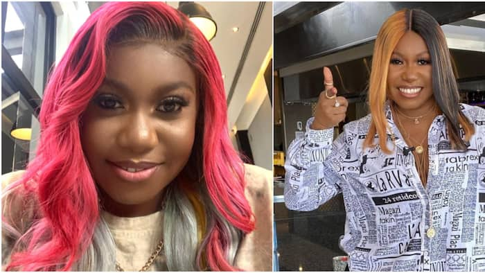 Singer Niniola wins big in South Africa as 2017 song Maradona is certified gold, shares certificate