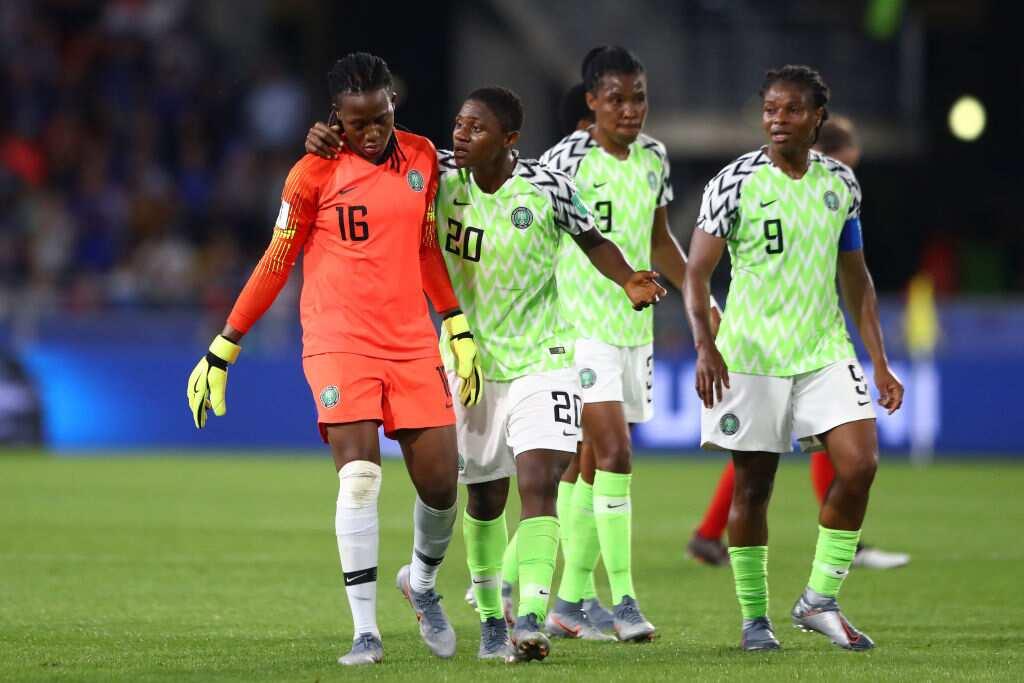 Here's why France spot-kick against Nigeria was twice-taken by Wendie Renard