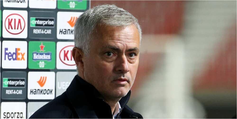 Jose Mourinho tells Nigerian journalist that he still has the sparks